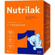 Смесь молочная «Nutrilak 1» 600 г.