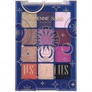 Палетка теней для век «Vivienne Sabo» Les Planetes, 9.6 г.