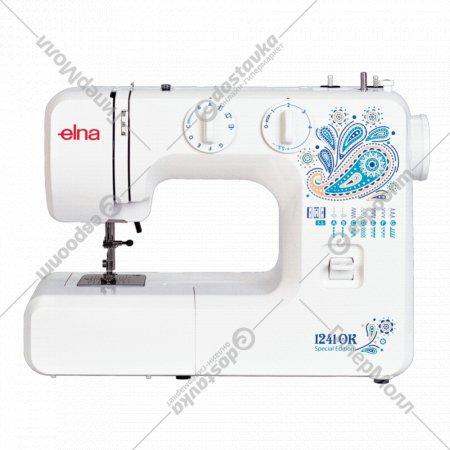 Швейная машина «Elna» 1241ОК.