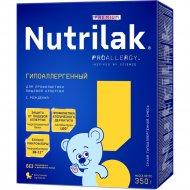 Смесь «Nutrilak Premium» гипоаллергенная, 350 г.