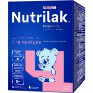 Напиток молочный «Nutrilak Premium 4» 600 г.