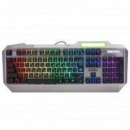 Проводная игровая клавиатура «Defender» Stainless steel GK-150DL.