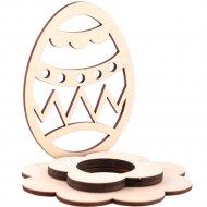 Подставка «С узором» на 1 яйцо