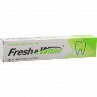 Зубная паста «Fresh&White» прополис и экстракты трав, 135 г.