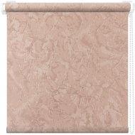 Рулонная штора «АС Март» Крисп, миндаль, 85х175 см