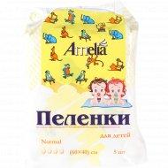 Пеленки «Amelia» для детей, 60х40 см, 5 шт.