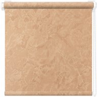Рулонная штора «АС Март» Крисп, шафран, 48х175 см