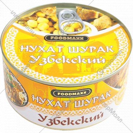 Консервы мясные «Нухат Шурак Узбекский» 325 г.