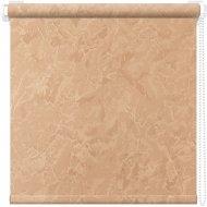 Рулонная штора «АС Март» Крисп, шафран, 78х175 см