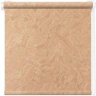 Рулонная штора «АС Март» Крисп, шафран, 85х175 см