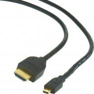 Кабель «Gembird» HDMI micro, A-D, 1.8 м.