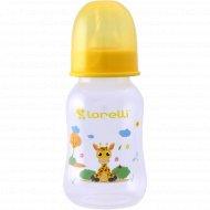 Бутылочка для кормления «Lorelli» фигурная, 125 мл.