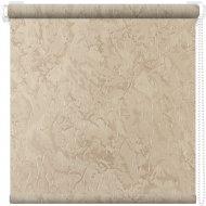 Рулонная штора «АС Март» Крисп, имбирь, 38х175 см