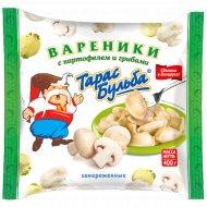 Вареники «Тарас Бульба» с картофелем и грибами Люкс 400 г