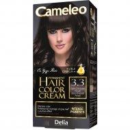 Стойкая крем-краска для волос «Cameleo» шоколад, тон 3.3.