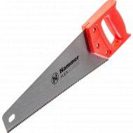 Ножовка по дереву «Hammer Flex» 601-009 350мм.