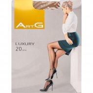 Колготки женские «Art G» luxury 20, playa, размер 3-M