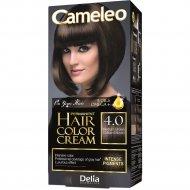 Стойкая крем-краска для волос «Cameleo» коричневый, тон 4.0.