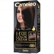 Стойкая крем-краска для волос «Cameleo» медный коричневый, тон 4.4.