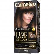 Крем-краска стойкая для волос «Cameleo» каштан, тон 5.4.