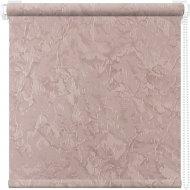 Рулонная штора «АС Март» Крисп, пудровый, 100х175 см
