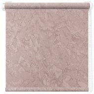 Рулонная штора «АС Март» Крисп, пудровый, 130х175 см