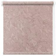 Рулонная штора «АС Март» Крисп, пудровый, 140х175 см