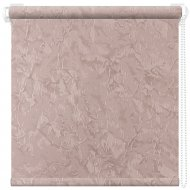 Рулонная штора «АС Март» Крисп, пудровый, 38х175 см
