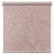 Рулонная штора «АС Март» Крисп, пудровый, 43х175 см