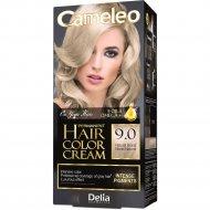 Стойкая крем-краска для волос «Cameleo» натуральный блондин, тон 9.0.
