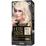 Стойкая краска для волос «Cameleo» ультра пепельный блондин, тон 9.1.