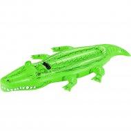 Игрушка надувная для плавания детская «Крокодил» 203х117 см.
