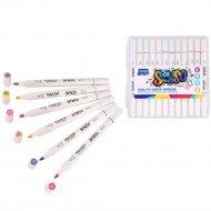 Набор маркеров для скетчинга «Senso» 24 цвета.