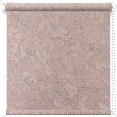 Рулонная штора «АС Март» Крисп, пудровый, 72х175 см