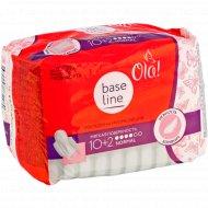 Прокладки женские «Ola!» Normal Base Line, 12 шт.