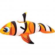 Игрушка надувная для плавания детская «Рыба-клоун» 157х94 см.