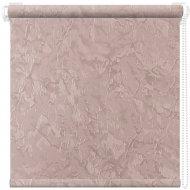 Рулонная штора «АС Март» Крисп, пудровый, 78х175 см