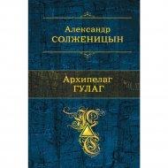 Книга «Архипелаг ГУЛАГ».