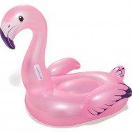 Игрушка надувная для плавания детская «Фламинго» 127х127 см.