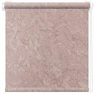 Рулонная штора «АС Март» Крисп, пудровый, 85х175 см