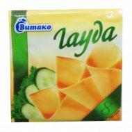 Сыр плавленый «Гауда» 45 %, 130 г (8 х 16.25 г)