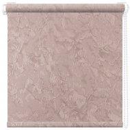 Рулонная штора «АС Март» Крисп, пудровый, 90х175 см
