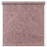 Рулонная штора «АС Март» Крисп, пыльная роза, 38х175 см