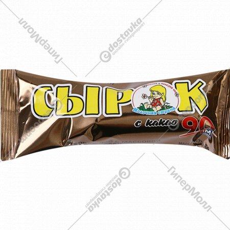 Сырок глазированный «Молочная страна» с какао, 23%, 50 г.