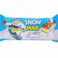 Пирожное «Snow max» с молочной начинкой, 30 г.