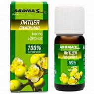 Масло эфирное литцея лимонная, натуральное, 10 мл