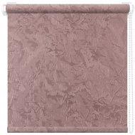 Рулонная штора «АС Март» Крисп, пыльная роза, 52х175 см