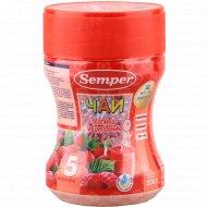 Чай детский «Semper» малина, шиповник, 200 г.