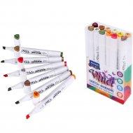 Набор маркеров для скетчинга «Vinci» Forest colors 12 цветов.