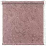 Рулонная штора «АС Март» Крисп, пыльная роза, 67х175 см